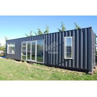 Wholesale 40ft Prefab Container Homes Good Moisture Resistance Performance For Hotel from china suppliers