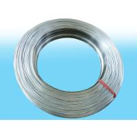 China Evironmental Low-Carbon Galvanized Steel Tube , Hot Zinc Coated 4.76 × 0.55mm on sale