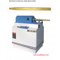 Buy cheap MC9340 wooden pole conical end processing machine from wholesalers