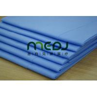 Wholesale Environmental Medical Paper Roll , Blue Customized Paper Bed Sheet Roll from china suppliers