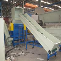 Wholesale Large Capacity Plastic Extrusion Equipment PP PE Washing Crushing Drying Line from china suppliers