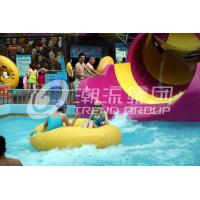 Buy cheap Children waterslide above ground pool water slide for family interactive water play from wholesalers
