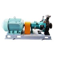 Wholesale Horizontal Split Volute Chemical Process Pump , Single Stage Chemical Transfer Pumps from china suppliers