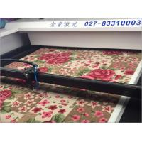 Wholesale Industrial Laser Carpet Cutter , Laser Cutting And Engraving Machine from china suppliers