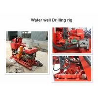 Wholesale 220V / 380V Water Well Drilling Equipment , 180m Core Drilling Machine For Mining from china suppliers