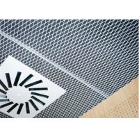 Buy cheap 10 Inch Width Wire Mesh Suspended Ceiling from wholesalers