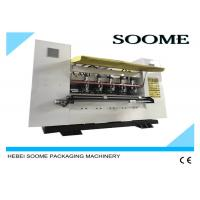 Wholesale Corrugated Thin Blade Slitter Scorer Machine Fast Changing Order Within 1 To 5 Seconds from china suppliers