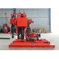 Wholesale Red GK200  Engineering Drilling Rig , High Speed Portable Core Drilling Machine from china suppliers
