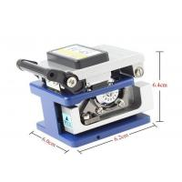 Buy cheap Optical Fiber Cutter For Ftth Fiber Cable , High Precision Fiber Optic Cleaver from wholesalers