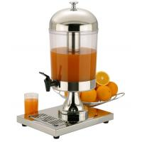 Wholesale 8 Liters Single Juice Dispenser Stainless Steel Cookwares For Cafeteria from china suppliers
