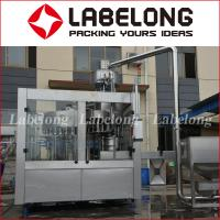 Buy cheap 1L Bottle Oil Filling Capping Labeling Machine/Packing Machine from wholesalers