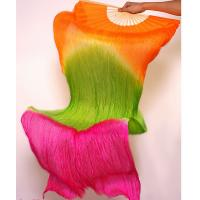 Wholesale belly dance fan veil from china suppliers