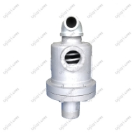 Wholesale 1'' BSP thread connection high temperature steam rotary joint for corrugated box industry from china suppliers