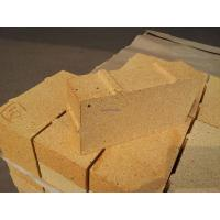 Buy cheap Fireplace / Pizza Ovens Clay Fire Brick Refractory High Thermal Insulation from wholesalers
