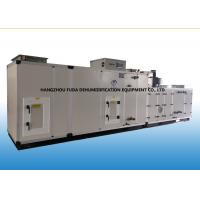 Wholesale Automatic Industrial Desiccant Dehumidifier , Super Low Air Humidity Control from china suppliers