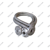 Wholesale High temperature and high pressure stainless steel 304 metal braided hose from china suppliers