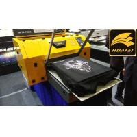 Wholesale high quality cotton fabric printer machine with EPSON print head from china suppliers