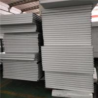 China precast concrete 50mm eps sandwich fence panels 950-50-0.326mm on sale
