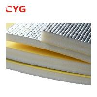 Wholesale Acoustic Construction Heat Insulation Foam Xlpe Aluminum Thermal Reflective Foil from china suppliers