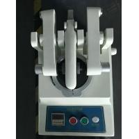 Buy cheap 1PH AC220V Leather Testing Machine Rotary Platform Abrader / Taber Abrasion from wholesalers