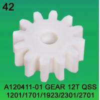 Wholesale A120411-01 GEAR TEETH-12 FOR NORITSU qss1201,1701,1923,2301,2701 minilab from china suppliers