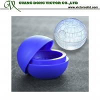 Wholesale Hot sales Silicone mould food grade Star Wars ice ball Mould 6cm from china suppliers