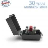 Wholesale Grey Nylon Material 1 Pair Subscriber Terminal Block For STB Module With VX Module from china suppliers