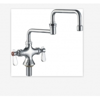 Wholesale Single Hole 9816-009DJ 0.8MPA Commercial Sink Faucet from china suppliers