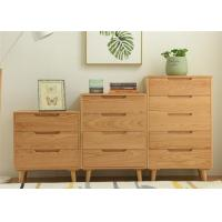 Wholesale Modern Home Real Wood Storage Cabinets , Simple Style Practical Wooden Storage Unit from china suppliers