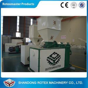 China Water cooled Biomass Pellet Burner replace gas , coal burner for boiler on sale