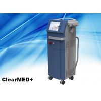 Wholesale Vertical 808nm Diode Laser Hair Removal Equipment With 10 - 1500 Ms Pulse Duration from china suppliers