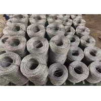 Wholesale 14 Gauge Farm Barbed Blade 328 Feet Length Concertina Wire Fence from china suppliers