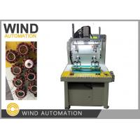 Wholesale Double Station Stator Winding Machine For Out Runner Single Phase 3 Phase Fan Motor from china suppliers