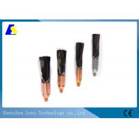 China Copper Screw Welding Brush , Carbon Fiber Cleaning Brush For Tig Welding Machine on sale