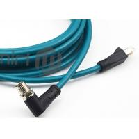 Buy cheap Cat5 / Cat6 Industrial Ethernet Cable Shielded For Factory Automation from wholesalers