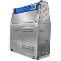 Quality Light UV Accelerated Aging test Chamber Nichrome Heating System Environmental for sale