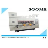 Wholesale NC Type Thin blade slitter scorer for corrugated box minimum scorer spacing is 0mm from china suppliers