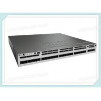 Wholesale IP Services Cisco Gigabit Network Switch WS-C3850-24S-E Catalyst3850 24 Port GE SFP from china suppliers
