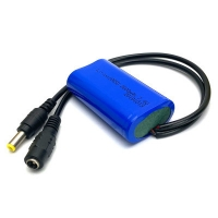 Wholesale Rechargeable Li Ion Battery 2000mah 7.4V For Miner Lamp from china suppliers