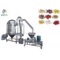 Wholesale Industry Herbal Powder Making Machine Ginger Kava Root Coconut Shell Grinder from china suppliers