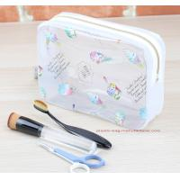 Wholesale Waterproof PVC Toilet Kit Clear PVC Wash Bag Toiletry Wash Bag Organizer Pouch from china suppliers