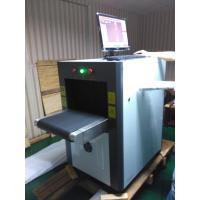 Buy cheap High Speed Baggage X Ray Machine , Security Scanning Equipment For Smaller from wholesalers