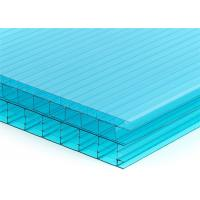Wholesale Insulated Translucent Polycarbonate Sheet / Panels , Multiwall Polycarbonate Panels from china suppliers