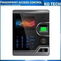 Wholesale F181 Fingerprint Access Control with 7 inch Touch Screen Door Video Intercom from china suppliers