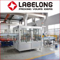 Wholesale 3.29Kw Liquid Bottle Filling Machine 304 Stainless Steel Gravity Filling System from china suppliers