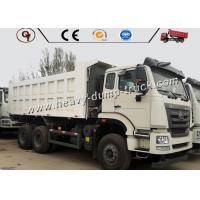 Wholesale 6x4 Manual Diesel 10 Wheel Dump Truck Heavy Duty 21-30 Ton Load Capacity from china suppliers