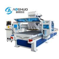 Buy cheap High Precision CNC Wood Cutting Machine 1325 Cnc Router Machine With Double from wholesalers