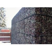 Wholesale Decorative Gabion Calddings For Garden Fence Wall , Landscaping Stone Cage from china suppliers