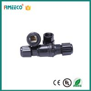 China Assembled type Ethernet RJ45 waterproof connector CAT5E RJ45 connectors on sale