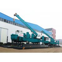 Buy cheap 1200 Ton Hydraulic Press In Pile Driver For Pile Foundation , Pile Driving Equipment from wholesalers